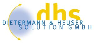 Logo von dhs Dietermann&Heuser Solution GmbH